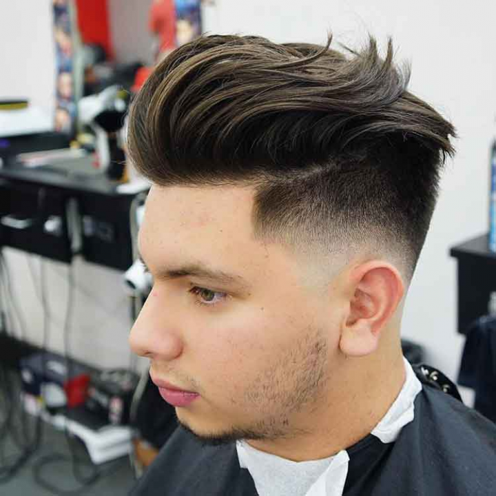 Apa gaya rambut lelaki yang kemas? question & answer ...