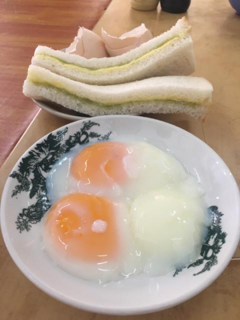 蒸面包+生熟蛋reviews - Soulusi.com